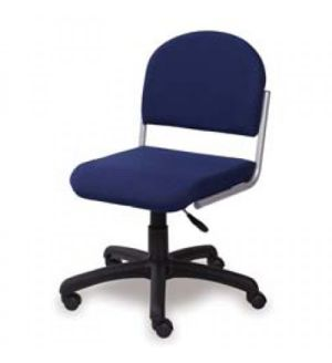 Adv Deluxe Teachers Chairs - Fixed Padded Seat & Back