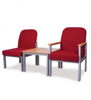 Adv Extra Heavy Duty Low Easy Waiting Room Seating - 304-306