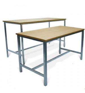 Adv 40mm Thick 'H' Frame Craft & Science Tables