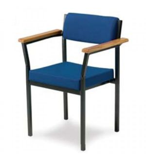 Adv R2-R2A Heavy Duty Stacking Visitors Chair / Waiting Room Armchair