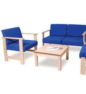 Adv Wooden Easy Seating