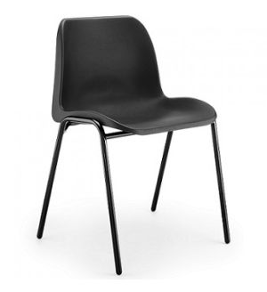 HI Hall Chairs - Blue or Black Shell