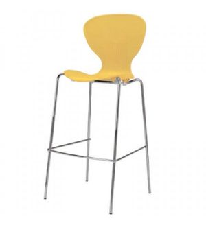 Bubble Stackable Polypropylene Chairs & High Stools - FAST DELIVERY