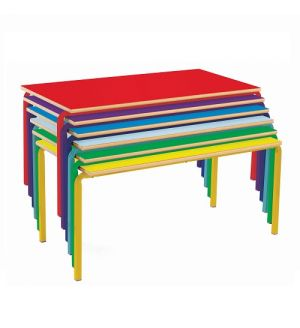 MT Colour Collection CB Student Tables - MDF edge - BEST PRICE