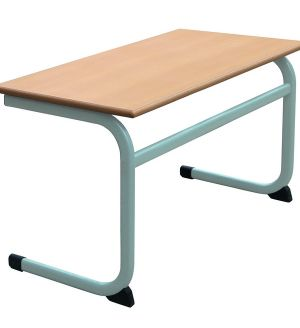 Form Cantilever Double Classroom Tables - Fast Delivery