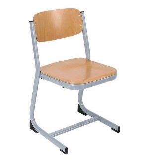 Form Cantilever School Student Chairs - Fast Delivery