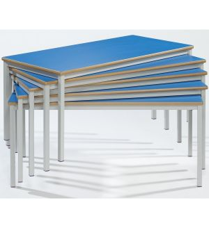 MT Oblong FW School Classroom Desks / Tables - MDF edge - FAST DELIVERY