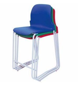 Harmony Masterstack Skidbase High Chairs