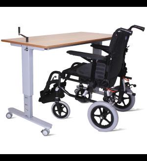 Adv HATC Height Adjustable School Tables - PU Edge