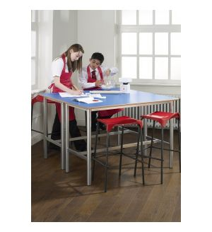 MT Art Craft & Lab Tables - Premium frame with hardwearing Duraform edge