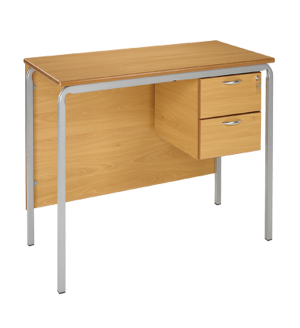 Teachers Desk Standard MDF Edge