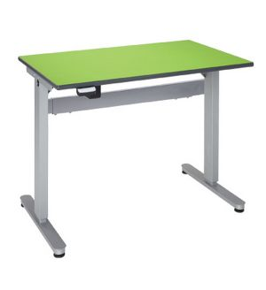 MT HA800 Height Adjustable Tables - Duroform PU Edge - Sit to Stand