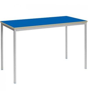 MT Oblong School Tables - PU edge - Fast Delivery