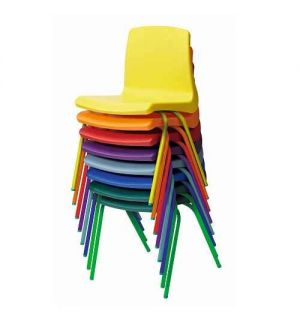 MT NP Classroom Chairs - Colour Collection