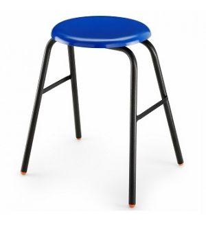 Hi Polypropylene Button Classroom Stools