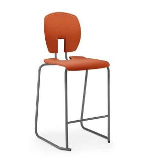 SE Curve Stacking Stool - Colour Options