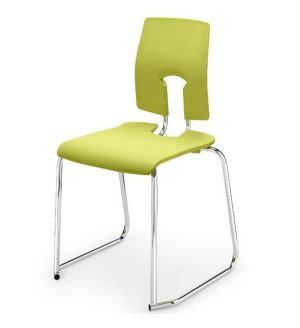 SE Skid Ergonomic School Chairs & Hall Chairs