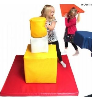 Soft Play Shapes and Mats - Fast Delivery