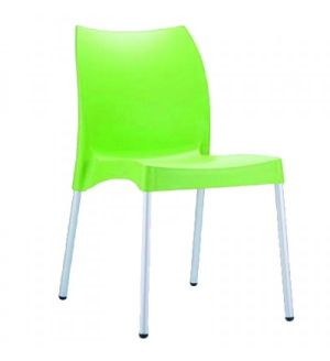 Squeeze Stackable Polypropylene Chairs & High Stools - Fast Delivery