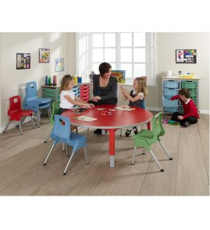 MT Start Right Nursery Tables - Height Adjustable