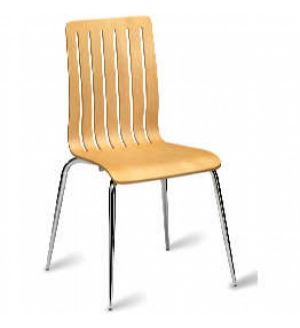 The Lucca Range Bistro Chairs / Multi-Functional Chairs - Fast Delivery