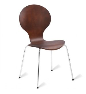 The Mile Range Visitor Chairs / Bistro Chairs - Fast Delivery