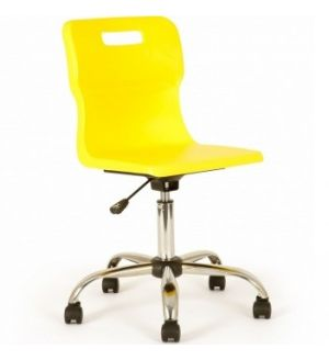 Titan Senior Swivel ICT / Computer Room Chairs T35 - Fast Delivery
