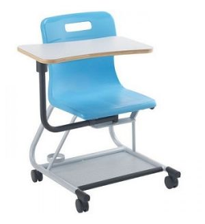 Titan Teach Chairs with Writing Tablet - FAST DELIVERY