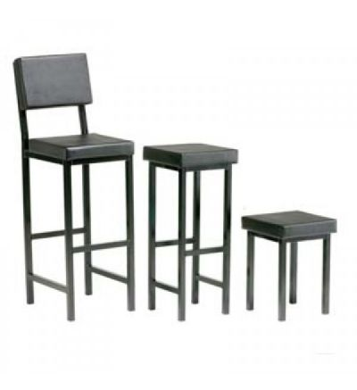 Adv Upholstered Square Stools - D11-13