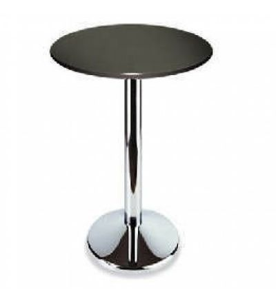 Plaine Chrome Breakout Area Tables - Custom Heights - FAST DELIVERY