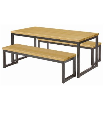 MT Premium Dining Table And Bench Set