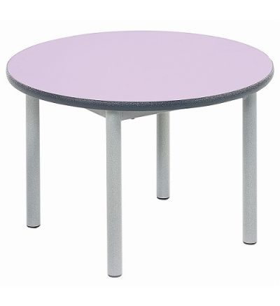 MT RT32 - Coffee Tables - 32mm Round Tube Fully Welded / Duraform PU Edge