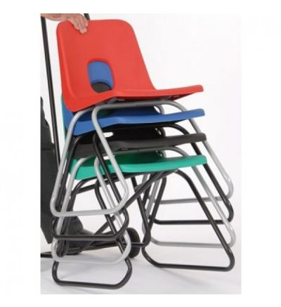 E Series Skid Base Student Chairs