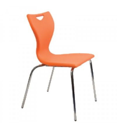 EN11 - Adult Learning Chairs with Chrome Frame - Fast Delivery