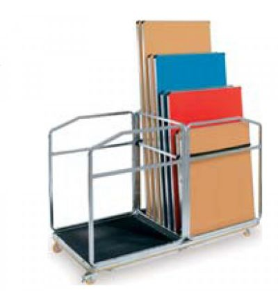Folding Table Trolley Small