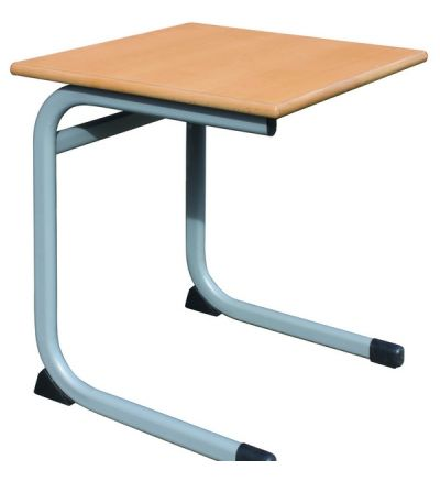 Form Cantilever Single Classroom Tables - Fast Delivery