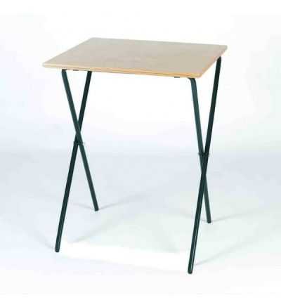 MT Four Leg Folding Exam Desk