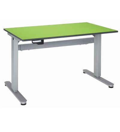MT HA800 Height Adjustable Tables - PVC / ABS Buro Edge - Sit to Stand