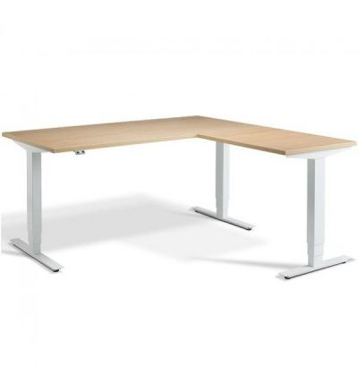 LA Edge Dual Motor Height Adjustable Desks - Sit to Stand - Fast Delivery