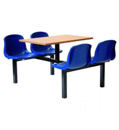 Mixbury fast Food Unit - Poly Seat - Fast Delivery