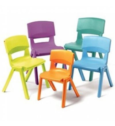 Postura Plus Classroom Chairs with Perfect Ergonomics - Fast Delivery
