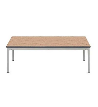 RT32 - Coffee Tables - 32mm Round Tube Fully Welded / MDF Bullnose Edge