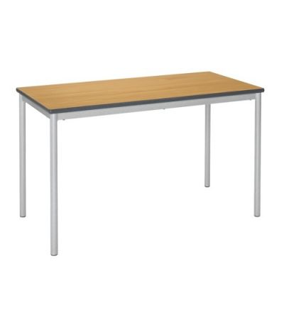 MT RT32 School Tables - Spiral Stacking 32mm Fully Welded Frame - Duraform PU Edge