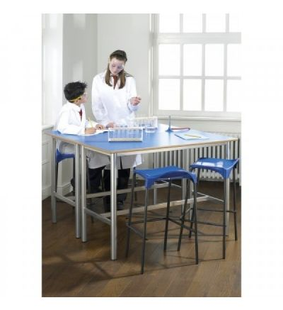MT Science & Laboratory Tables - Premium frame with chemical resistant Trespa top