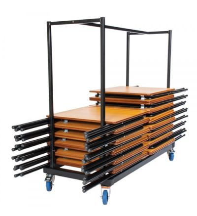 SLITE Horizontal Exam Desk Trolley - Fast Delivery