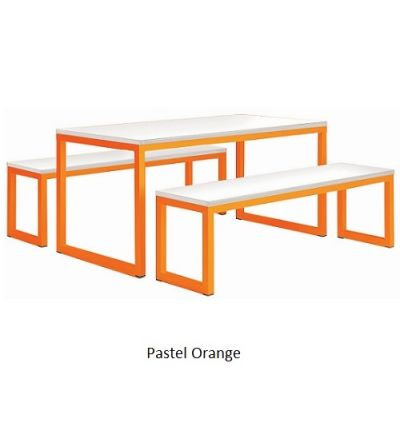 MT Standard Canteen / Dining Table And Bench Set