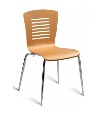 The Verona Range Visitor Chairs / Cafe Chairs - Fast Delivery