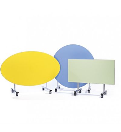 MT Premium Tilt Top Tables - Multi-Purpose
