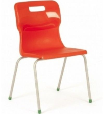 Titan School Chairs 4 Leg Sizes 5 & 6 - Fast Delivery