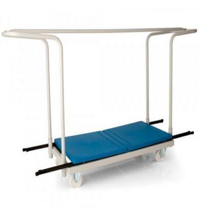 Titan Exam Desk Trolley - Fast Delivery